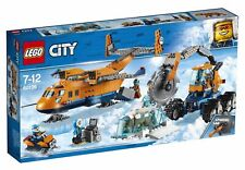 Lego City Arctic Supply Plane Expedition Ice Explorer Set 60196 New And Sealed
