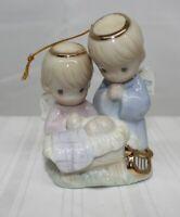 "Precious Moments ~ ""Holy Family"" ~  Ornament ~ Avon 1997"