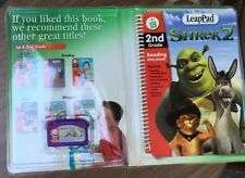 NEW  Leap Frog Shrek 2 for LeapPad - Reading Free Shipping