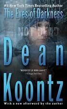 The Eyes of Darkness: A Thriller book by dean koontz