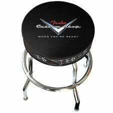"Fender Custom Shop 24"" Pinstripe Barstool"