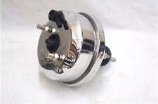"CHROME 7"" Single Diaphragm Power Brake Booster street rod chevy gm ford SPECIAL"