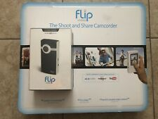 New Flip Video Ultra Series Camcorder 2Gb Of Memory 60 Mins Nos New Old Stock!