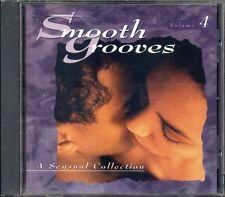 Smooth Grooves 4 - The Gap Band/The Isley Brothers/Rufus & Chaka Khan Cd Vg