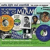 "THE NORTHERN SOUL OF MIAMI  ""24 TRACKS FROM THE STUDIOS OF TK PRODUCTONS"""