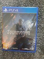 Resistencia PS4 Terminator