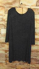 Amanda Taylor Black Cocktail  women's  Evening Dress Plus Size 24