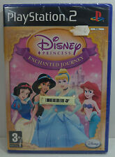 DISNEY PRINCESS ENCHANTED PS2 PLAYSTATION 2 TWO EUROPEAN PAL BRAND NEW & SEALED