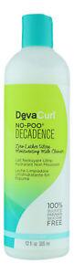 DevaCurl No-Poo Decadence 12 oz. Shampoo
