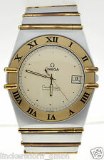 Omega Constellation Chronometer Concessionaire-Wall Clock 1980 1930's years VERY RARE