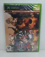 Metal Slug 4 Xbox Original Factory Sealed Brand New