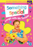 Something Special: Laugh With Mr Tumble DVD (2017) Justin Fletcher cert U