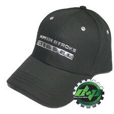 ball cap hat ford powerstroke diesel super duty truck power smoke chrome base ps