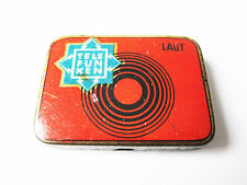 Grammophon NADELDOSE TELEFUNKEN gramophone needle tin