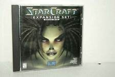 STAR CRAFT EXPANSION SET BROOD WAR ESPANSIONE USATA PC CDROM VER USA GD1 47804