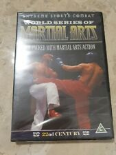 WORLD SERIES OF MARTIAL ARTS - EXTREME SPORTS COMBAT (DVD) ***BRAND NEW***