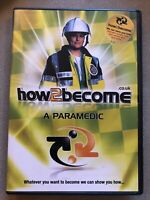 How To Become A Paramedic CD-Rom