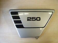 Yamaha XS250 (1L9) O.E Left Side Panel (Silver)