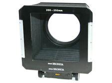 Zenza Bronica Bellows Lens Hood S for Zenzanon SQ-A SQ-Ai SQ-B SQ. 67mm ring.