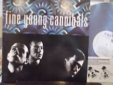 FINE YOUNG CANNIBALS SELF TITLED ON IRS RECORDS