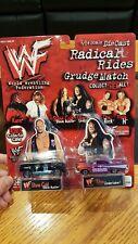 WWE WWF Wrestling Stone Cold Steve Austin Undertaker Radical Rides RARE BNIB