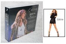Celine Dion Une Seule Fois Live 2013 Taiwan Ltd 2-CD+DVD+mini poster w/BOX