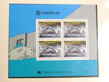 TIMBRES DU PORTUGAL : 1986 YVERT BF N° 51** NEUF SANS CHARNIERE  - TBE