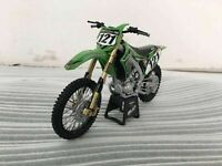Newray Kawasaki  NO 121  Motorcycle Model Toy 1:12