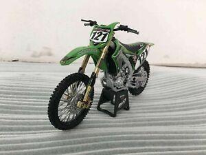 Newray Kawasaki  NO 121  Motorcycle Model Toy 1:12