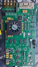 AJA Kona 3G. Working card. Fan, Inputs, Outputs, HDMI Passthrough Tested.