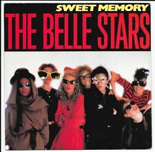 "The Belle Stars Sweet Memory- 7"" Vinyl -Stiff-BUY 174-UK 1983"