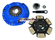 FX STAGE 3 MIBA CLUTCH KIT 88-91 HONDA CIVIC SI-R JDM B16A B16A1 EF8 EF9 CABLE