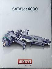 SATA jet 4000 B. HVLP Düse 1,3