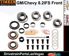 """Timken Master Bearing Rebuild Kit GM Chevy 8.25"""" IFS Front 1988-1998 Timken Pro"""