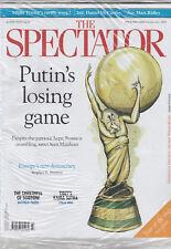 New THE SPECTATOR Magazine 9 June 2018 - Putin's Losing Game