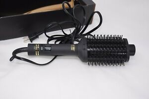 Hot Tools Professional Black Gold Multi-Styler Heated Hair Brush