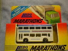 LLedo 4 different Marathon buses    free dom shipping   120874