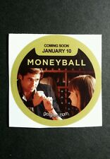"MONEYBALL PINKY SWEAR STILLL MOVIE PHOTO SM 1.5"" GET GLUE GETGLUE STICKER"
