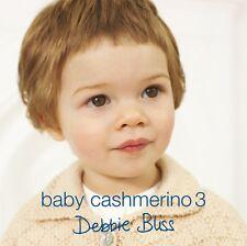 Debbie Bliss - Baby Cashmerino Book 3 - Pattern Book