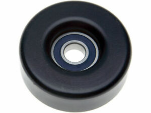 For 1990-1991 Ford Country Squire Accessory Belt Idler Pulley AC Delco 97121DP