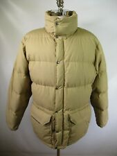 F3434 The North Face Brown Label Men's Puffer Down Jacket Size XL