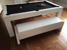 *DUO MILANO* NEW  MEETING & ENTERTAINMENT Table Seats 6-12 From *SUPERPOOL UK*