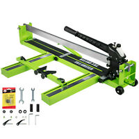 """Ceramic Tile Cutter 31"""" Porcelain Cutting Machine Upgraded Easy Carry"""