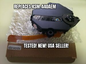 KSM-440AEM PlayStation 1 CD-ROM Drive Replacement New Tested USA Seller