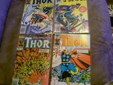 The Mighty Thor #323, #344, #345, #365
