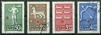 Finnland Nr. 271 - 274 gestempelt 271 - 274 Motiv Rotes Kreuz 1943 used