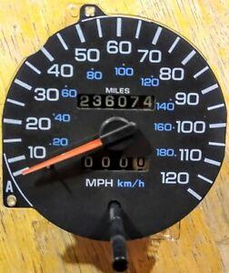 94-97 Dodge Ram 1500 2500 3500 Instrument Cluster Speedometer W/Odometer Gauge