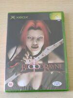 BLOODRAYNE 1 XBOX NUOVO NEW PAL EU  ITALIANO  RARO SIGILLATO (BLOODYRAINE)