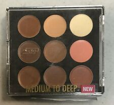 Black Radiance True Complexion CC Palette Medium to Deep .31 Ounce