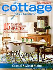 The Cottage Journal, Summer Cottage 2017 Porches Patios Sunrooms , Coastal Style
